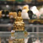 c139a quan am vang de thuy tinh 150x150 Phật quan âm vàng đế thủy tinh C139A