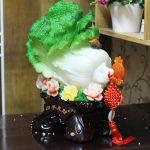 c159a bap cai mau don lon 2 150x150 Bắp cải xanh có mẫu đơn lớn C159A