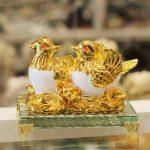 c203a cap chim uyen uong co trang 150x150 Cặp uyên ương vàng ức trắng C203A