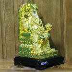 c206a than voi 1 150x150 Phật đầu voi vàng lớn C206A