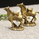 d143 ngua dong cong vang 2 150x150 Ngựa đồng đèo vàng D143
