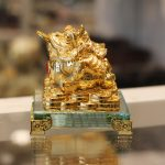 h162g coc vang chieu tai 150x150 Thiềm thừ vàng nhỏ H162G