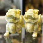 GM176 ty huu luc bach 150x150 Tỳ hưu ngọc lục bạch Lưu Ninh trung GM176