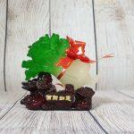 ln084 bap cai de go nho 2 150x150 Bắp cải xanh đế gỗ linh chi, nguyên bảo LN084
