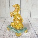 ln136 vua ngua nguyen bao 150x150 Vua ngựa vàng trên nguyên bảo vàng LN136