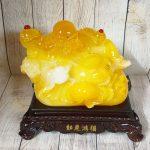 ln187 di lac cam luu ly 1 150x150 Phật di lạc vác như ý trên túi tài lộc khủng LN187
