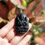S6844 2 Phat ban menh hac nga suu dan 150x150 Phật Hư Không Tạng (tuổi Sửu + Dần) đá hắc ngà S6844 2