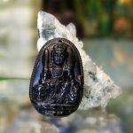 S6844 3 Phat ban menh hac nga mao 1 150x150 Phật Văn Thù Bồ Tát (tuổi Mão) đá hắc ngà S6844 3