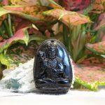 S6844 5 Phat ban menh hac nga ngo 150x150 Phật Đại Thế Chí Bồ Tát (tuổi Ngọ) đá hắc ngà S6844 5
